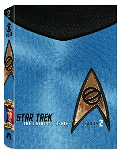 Star Trek Original Series Season 2 DVD