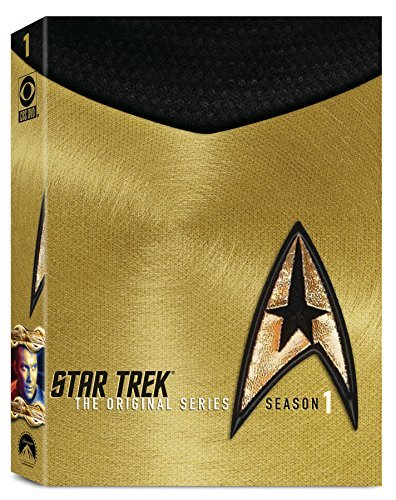 Star Trek Original Series Season 1 DVD