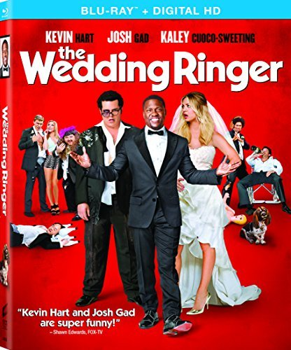 Wedding Ringer Hart Gad Cuoco Blu Ray Uv R