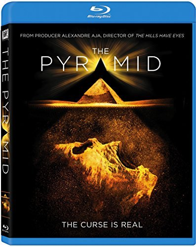The Pyramid Hinshaw Buckley O'hare Blu Ray R