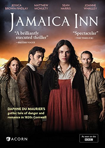 Jamaica Inn Findly Mcnulty Harris Whalley DVD Nr