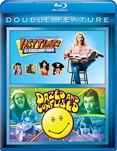 Fast Times At Ridgemont High Dazed And Confused Double Feature Blu Ray