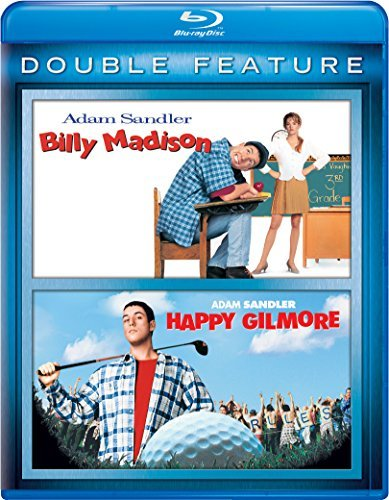 Billy Madison Happy Gilmore Billy Madison Happy Gilmore Double Feature