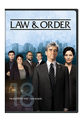 Law & Order Season 18 DVD