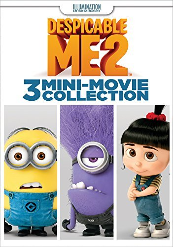 Despicable Me 3 Mini Movie Collection DVD Pg