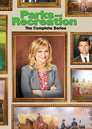 Parks & Recreation The Complete Series DVD