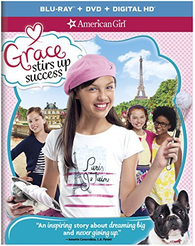 American Girl Grace Stirs Up Success Blu Ray