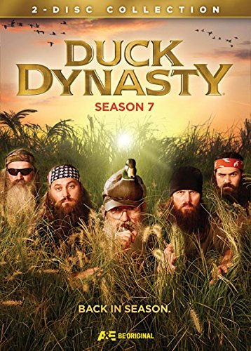 Duck Dynasty Season 7 DVD Season 7