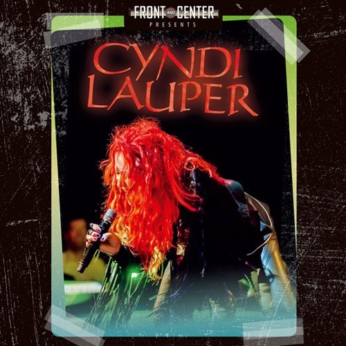 Cyndi Lauper Front & Center Import Jpn Incl. DVD