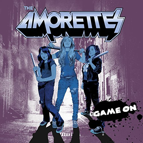 Amorettes Game On Game On