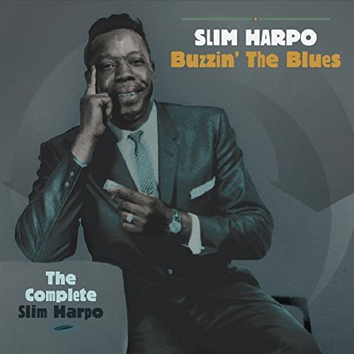 Slim Harpo Buzzin' The Blues 5 CD