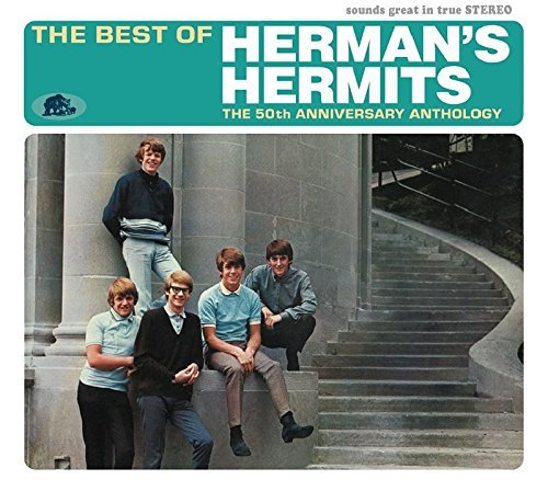 Herman's Hermits 50th Anniversary Anthology 2 CD
