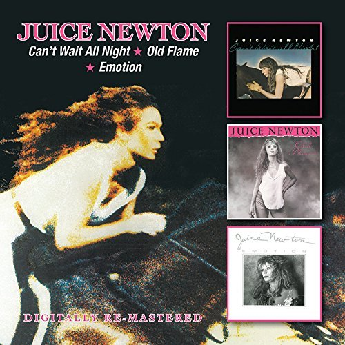Juice Newton Can't Wait All Night Old Flame Import Gbr 2 CD