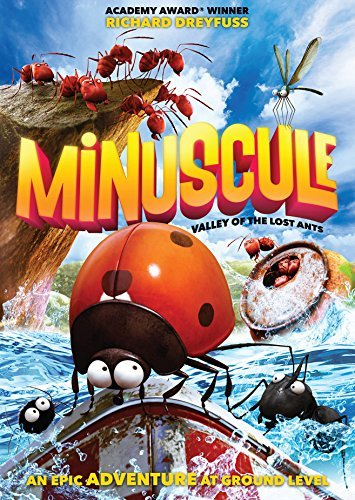Minuscule Valley Of The Lost Ants Minuscule Valley Of The Lost Ants DVD Nr