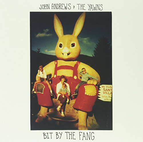 John & The Yawns Andrews Bit By The Fang Lp
