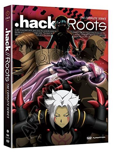 Hack Roots Complete Series DVD