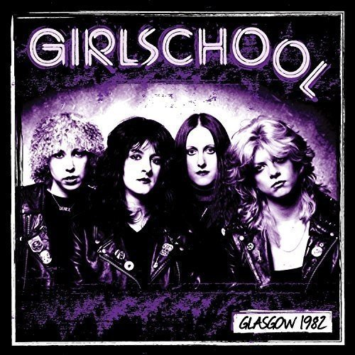 Girlschool Glasgow 1982