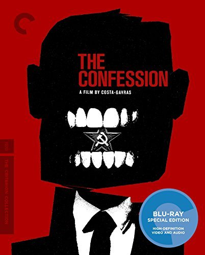 Confession Montand Signoret Ferzetti Blu Ray Criterion Collection