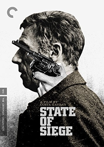 State Of Siege State Of Siege DVD Nr Criterion Collection