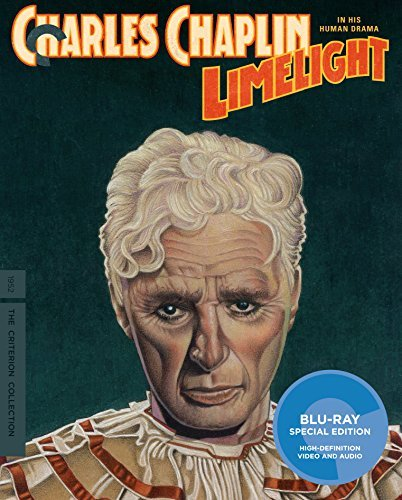 Limelight Chaplin Blu Ray Nr Criterion Collection