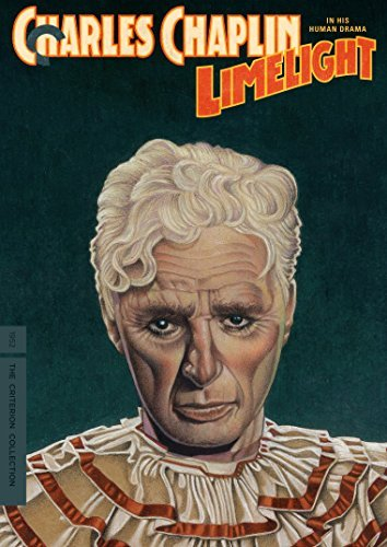 Limelight Chaplin DVD Nr Criterion Collection