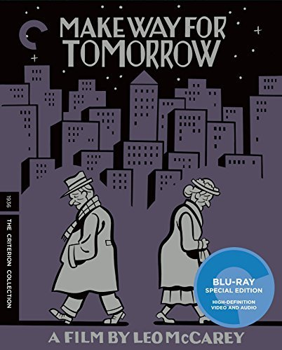 Make Way For Tomorrow Make Way For Tomorrow Blu Ray Nr Criterion Collection