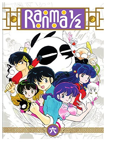 Ranma 1 2 Set 6 DVD Set 6