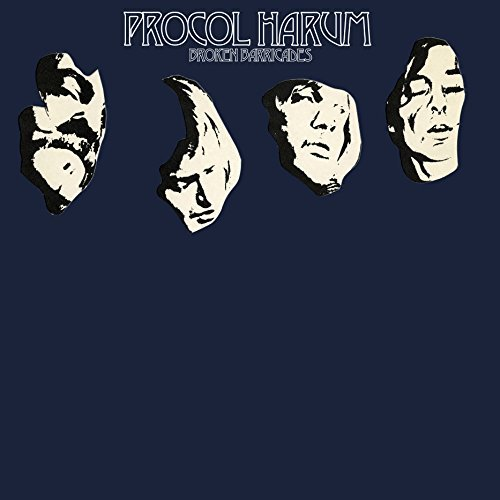 Procol Harum Broken Barricades 2 Lp