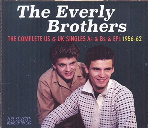 Everly Brothers Complete Us & Uk Singles 1956 62 Complete Us & Uk Singles 1956 62