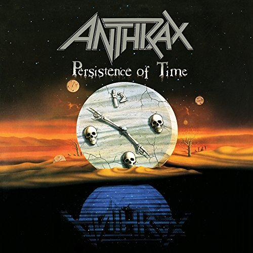 Anthrax Persistence Of Time