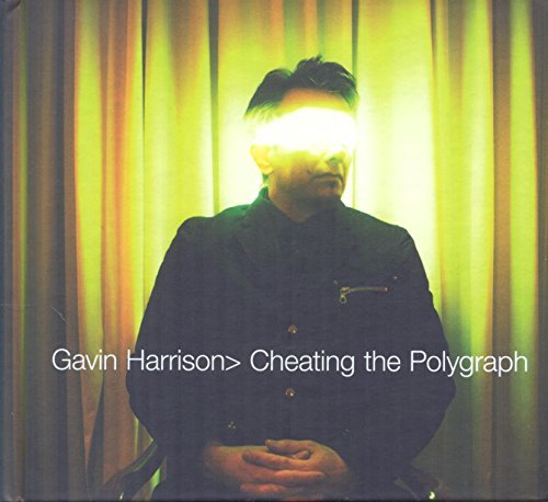 Gavin Harrison Cheating The Polygraph Incl. DVD