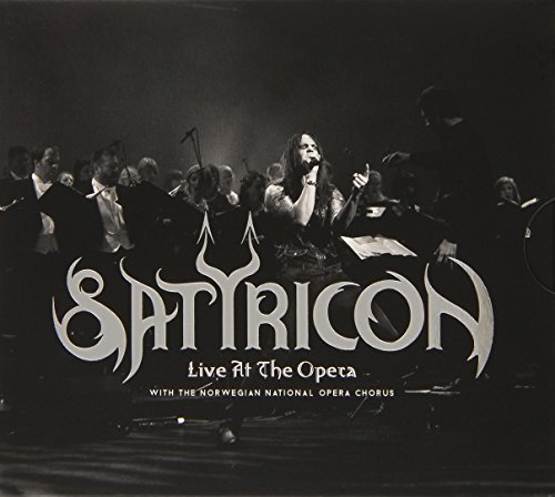 Satyricon Live At The Opera Incl. 2 CD