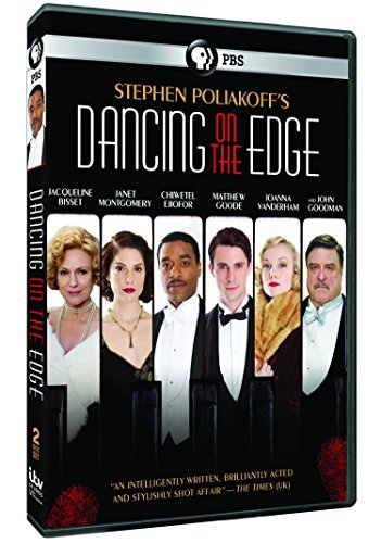Dancing On The Edge Ejiofor Goode Goodman DVD
