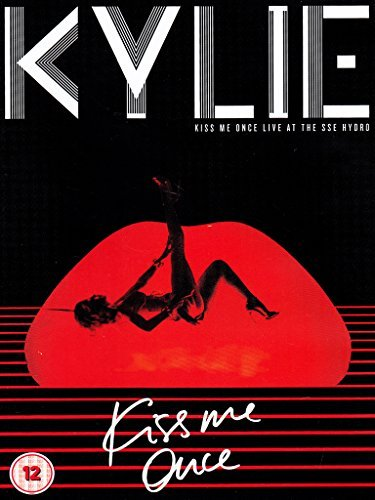 Kylie Minogue Kiss Me Once Live At The Sse Incl. 2 CD