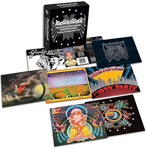 Hawkwind This Is Your Captain Speaking Import Eu 11 CD