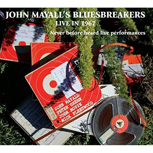 John & Bluesbreakers Mayall Live In '67