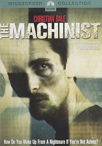 Machinist Bale Leigh DVD R