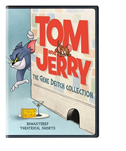 Tom & Jerry Gene Deitch Collection DVD Gene Deitch Collection