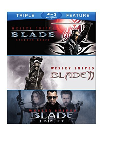 Blade Blade 2 Blade Trinity Triple Feature Blu Ray