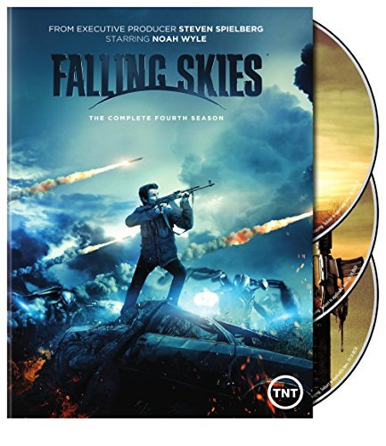 Falling Skies Season 4 DVD
