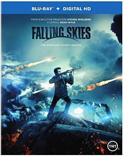 Falling Skies Season 4 Blu Ray