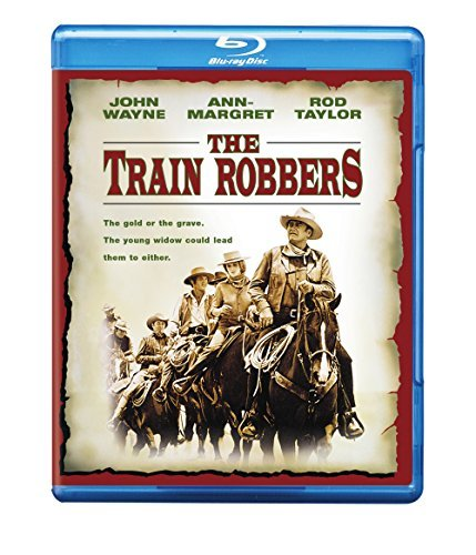 Train Robbers Wayne Margret Taylor