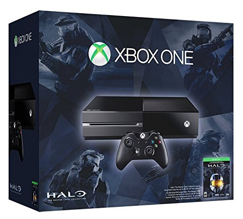 Xbox One System 500gb Spring Bundle W O Kinect