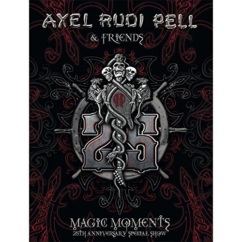 Axel Rudi Pell Magic Moments 25th Anniversary