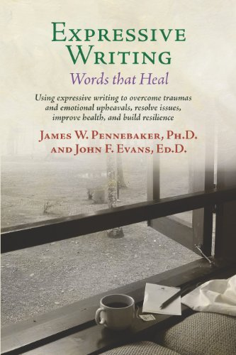 James W. Pennebaker Expressive Writing Words That Heal