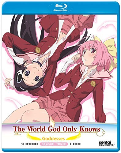 World God Only Knows Goddesses World God Only Knows Goddesses Blu Ray