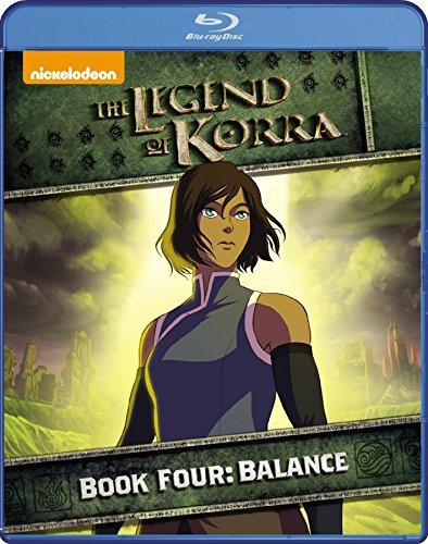 Legend Of Korra Book Four Ba Legend Of Korra Book Four Ba Blu Ray