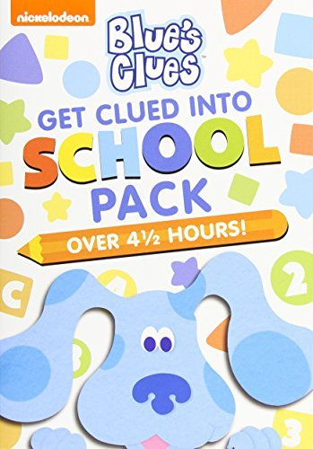 Blue's Clues Blue's Clues Learning Pack DVD