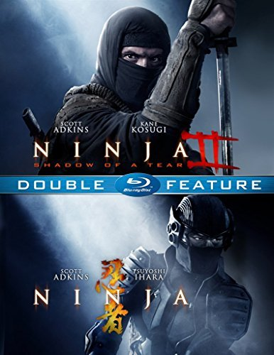 Ninja 1 & 2 Double Feature Blu Ray R