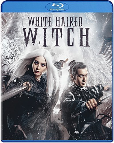White Haired Witch White Haired Witch Blu Ray Nr
